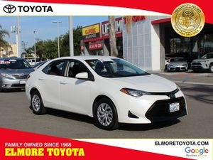 2018 Toyota Corolla for Sale in Westminster, CA