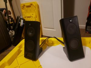 Logitech pc speakers for Sale in Denver, CO