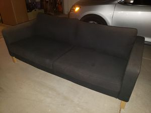 Ikea Sofa Gray and in good condition for Sale in Mesa, AZ
