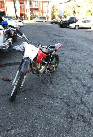 125cc Dirt Bike for Sale in Washington, DC