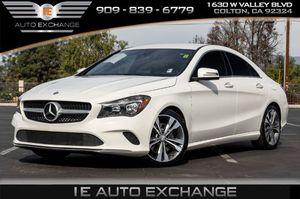 2017 Mercedes-Benz CLA for Sale in Colton, CA