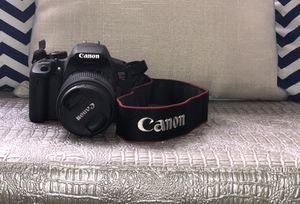 Canon T5i Rebel DSLR for Sale in Los Angeles, CA