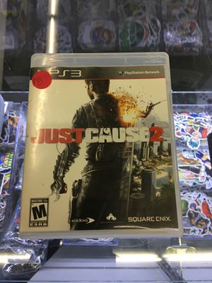 Just Cause 2 - Playstation 3 (PS3) for Sale in San Bernardino, CA