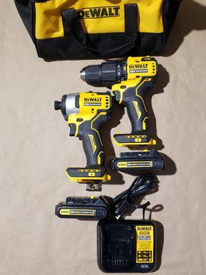 Dewalt 20v Atomic Hammer Drill Kit for Sale in Greenville, SC