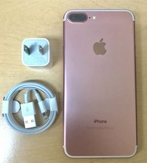 "iPhone 7 plus 256GB FACTORY UNLOCKED"" Like new with warranty for Sale in Silver Spring, MD"