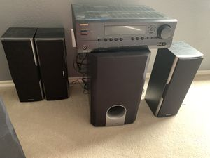 ONKYO HT- R540 Home Theater System for Sale in Arlington, TX