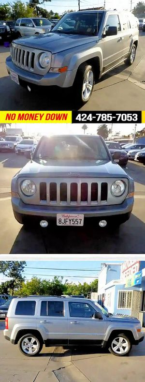 2017 Jeep Patriot Latitude 2WD 90k for Sale in South Gate, CA