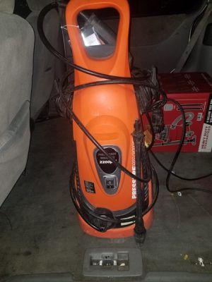 Pressure washer 2200psi for Sale in San Antonio, TX