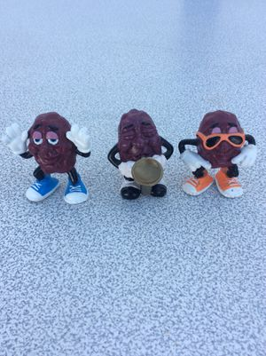 Vintage California raisins duds collectible toys for Sale in Tampa, FL