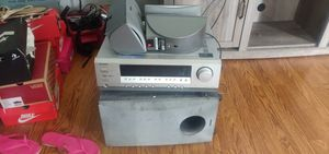 ONKYO SURROUND SOUND SYSTEM for Sale in The Bronx, NY
