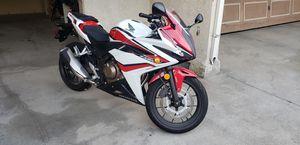 Motorcycle 2018 Honda CBR 500R w/ABS for Sale in Pasadena, CA