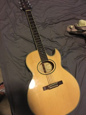 Washburn Acoustic/Electric Guitar for Sale in Austin, TX