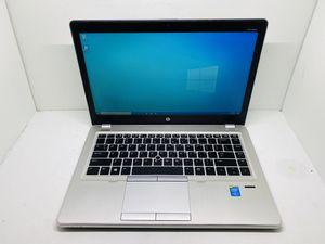 Hp Folio 9480m Intel i5 4gb ram 500gb hdd laptop for Sale in Dallas, TX