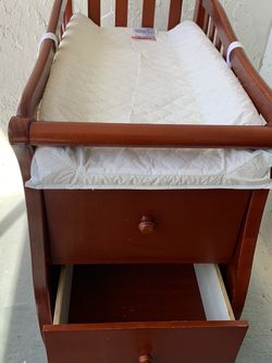 Changing Table With Pad Included for Sale in Largo,  FL