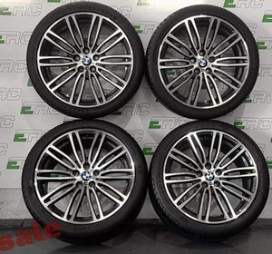 """19"""" OEM BMW 5 Series Wheel(Rim) and Tire package for Sale in Los Angeles, CA"""