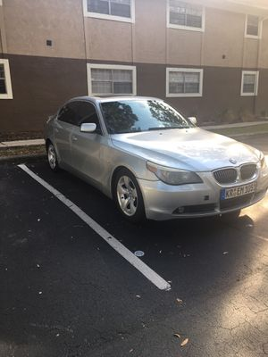 2007 BMW 525i for Sale in Tampa, FL