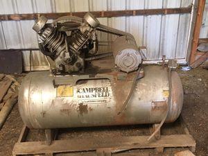 Three phase air compressor for Sale in North Newton, KS