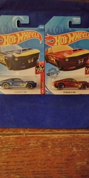 Hot Wheels '67 Shelby GT-500 for Sale in Fresno, CA