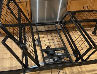 Electronic Adjustable twin XL Bed Frame for Sale in Bothell,  WA