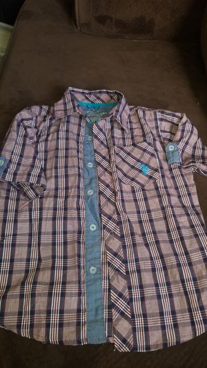 U.S. Polo Assn Button Up Shirt size 7 for Sale in San Diego, CA
