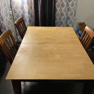 Dining Table and 3 Chairs for Sale in San Diego, CA