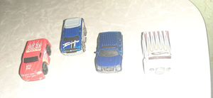 HOTWHEELS LOT OF 4 for Sale in Peoria, IL