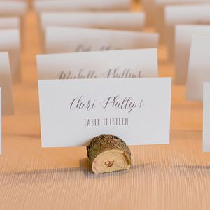 Wood Place card Holders for Sale in Inverness, IL
