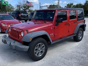 2008 Jeep Wrangler for Sale in Orlando, FL