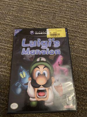 Luigis Mansion Nintendo Gamecube for Sale in VA, US