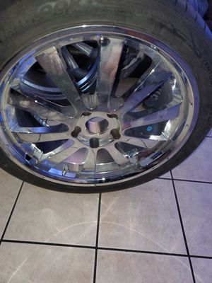 TIRES AND WHEELS, BRAND NEW for Sale in Phoenix, AZ