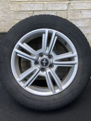 2014 Ford Mustang standard rims/ tires for Sale in Oakton, VA