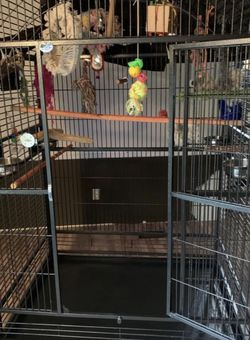 Extra Large Macaw Size Cage for Sale in Garden City,  MI