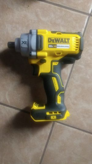 1/2. Mid tork impact wrench tool only for Sale in Compton, CA