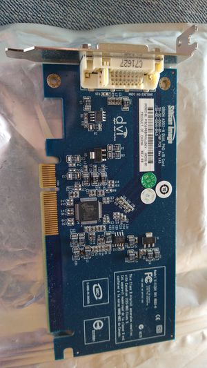 Silicon Image video card for Sale in Richardson, TX