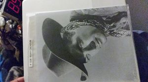Rory Calhoun photo old time actor for Sale in San Antonio, TX