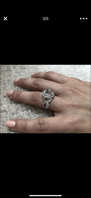 Engagement ring setting for Sale in Chicago, IL