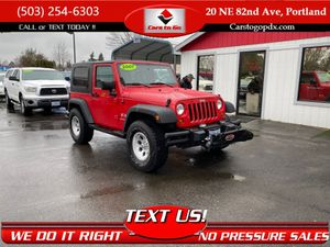 2007 Jeep Wrangler for Sale in Portland, OR