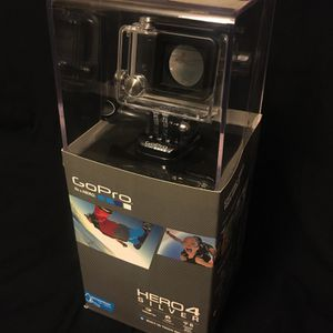 GoPro OEM Standard Housing Case for HERO 4 & HERO 3 Cameras with Quick Release Mount and Thumbscrew - 40 Meters Underwater Photography for Sale in Dallas, TX