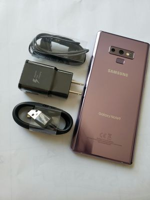 Samsung Galaxy Note 9 , UNLOCKED (Excellent Condition / Functional / Clean ) for Sale in Fort Belvoir, VA