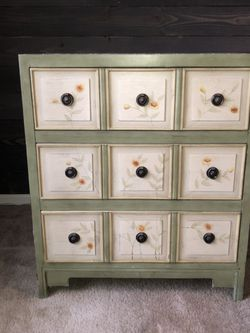 """3-Drawer Chest, 26"""" Wide - $100 for Sale in Waterford,  NJ"""