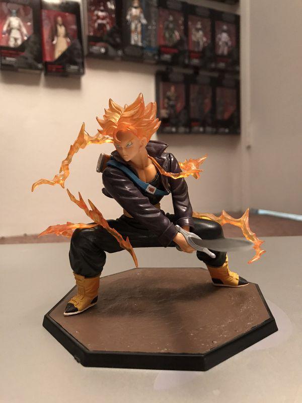 Dragonball Z Trunks figure