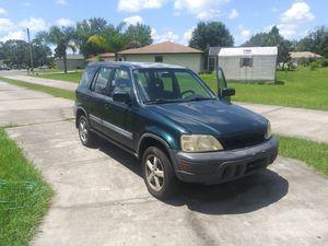 98 honda crv 2500 or best offer for Sale in Kissimmee, FL
