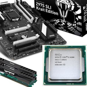 CPU MOBO RAM COMBO for Sale in Henderson, NV
