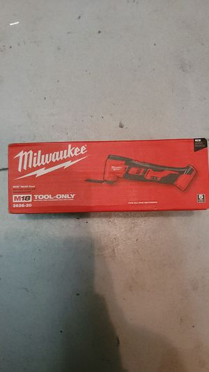 Milwaukee M18 multi tool(tool only) for Sale in Estero, FL