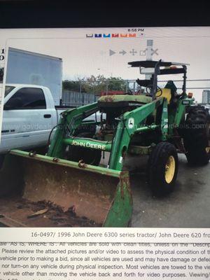 John Deere tractor 6300 for Sale in Miami, FL