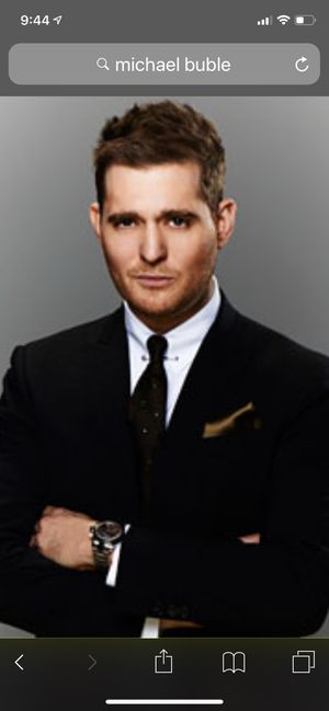Concert Tickets Michael Buble' for Sale in Millersville, MD