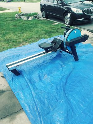 Fluid water exercise rowing workout machine for Sale in Gardena, CA