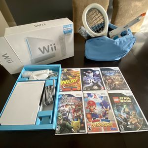 Nintendo Wii Console And Multiple Games for Sale in Hollywood, FL