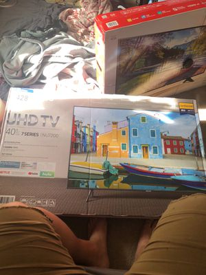 Samsung 40 inch tv for Sale in Manassas, VA