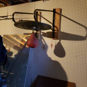 Speed bag set for Sale in Fresno, CA
